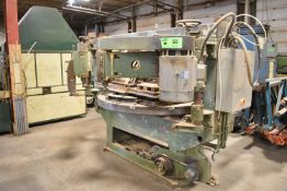 RYE R-72 ROTARY SHAPER, S/N: N/A [RIGGING FEE FOR LOT #55 - $300 CDN PLUS APPLICABLE TAXES]