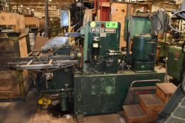 PINES M-64796 TUBE BENDER, S/N: 44362-76192 [RIGGING FEE FOR LOT #28 - $550 CDN PLUS APPLICABLE