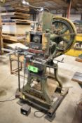 TOLEDO MECHANICAL C-FRAME PRESS, S/N: N/A [RIGGING FEE FOR LOT #36 - $100 CDN PLUS APPLICABLE