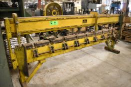 AUTOMAC MULTI-HEAD ASSEMBLY FIXTURING MACHINE, S/N: N/A [RIGGING FEE FOR LOT #51 - $300 CDN PLUS