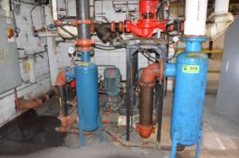 LOT/ CHILLER PUMPS AND PIPING [RIGGING FEE FOR LOT #574 - $tbd USD PLUS APPLICABLE TAXES]