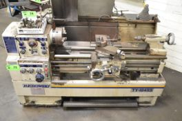 """MICROWEILY (2003) TY-1845S GAP BED ENGINE LATHE WITH 18"""" SWING OVER BED, 26"""" SWING IN THE GAP, 45"""""""