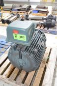 RELIANCE 225HP/2600RPM/575V/3PH/60HZ ELECTRIC MOTOR, S/N N/A [RIGGING FEE FOR LOT #383 - $25 USD