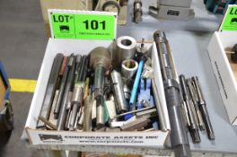 LOT/ LATHE TOOLING [RIGGING FEE FOR LOT #101 - $20 USD PLUS APPLICABLE TAXES]