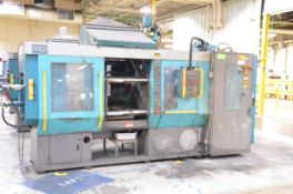 REP CORP. H57Y20D GEN 7 HORIZONTAL RUBBER INJECTION MOLDING PRESS WITH REP INTELINJECT