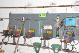 LOT/ PROMINENT METERING PUMPS WITH SEQUENCER+(delayed delivery until April 2022 or as soon as