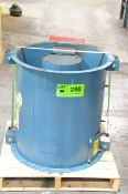 TCF TC AXIAL FAN WITH EXPLOSION PROOF ELECTRIC MOTOR, S/N N/A [RIGGING FEE FOR LOT #280 - $25 USD