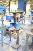 JET JDP-17MF FLOOR-TYPE DRILL PRESS, S/N N/A [RIGGING FEE FOR LOT #268 - $25 USD PLUS APPLICABLE