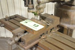 """KURT 6"""" MACHINE VISE, S/N N/A [RIGGING FEE FOR LOT #13 - $25 USD PLUS APPLICABLE TAXES]"""
