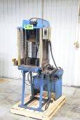 DENISON HYDRAULIC C-FRAME PRESS WITH POWER PACK, S/N N/A [RIGGING FEE FOR LOT #286 - $25 USD PLUS