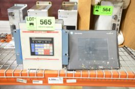 LOT/ PLC AND SPOT WELDER CONTROLS [RIGGING FEE FOR LOT #565 - $25 USD PLUS APPLICABLE TAXES]