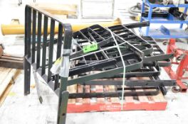 LOT/ FORKLIFT MAST GUARDS [RIGGING FEE FOR LOT #401 - $25 USD PLUS APPLICABLE TAXES]