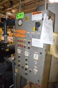 BUSCH VACUUM VACUUM PUMP SEQUENCER AND RECEIVER TANK, S/N N/A [RIGGING FEE FOR LOT #571 - $tbd USD