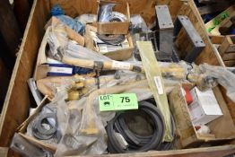 LOT/ CRATE OF CATERPILLAR SPARE PARTS (CMD WAREHOUSE - 09020502)