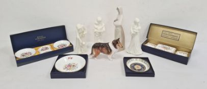 Royal Worcester figure First Steps, another Sweet Dreams, another Once upon a time, Royal Doulton