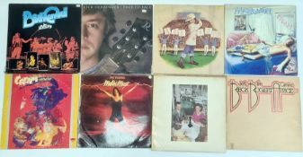 22 assorted LPsto include 24 Carat Purple, Kids' Stuff Babe Ruth, Philip Lynott Solo in Soho and