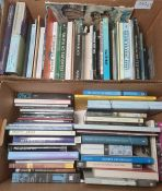 Quantity of books relating to modern art to include Helen Chadwick, Barbara Hepworth, Shark Infested