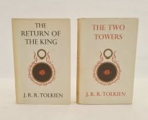 """Tolkien, J R R """"The Two Towers, being the second part of the Lord of the Rings"""", George Allen Unwin"""