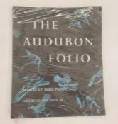 "Dock, George Junior ""The Audubon Folio, 30 Great Bird Paintings"", elephant folio, limp covers"