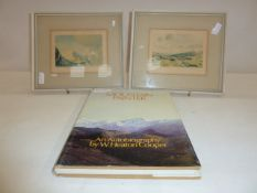 Heaton Cooper W. 'Mountain Painter, an autobiography' Frank Peter Publishing 1984, signed on half