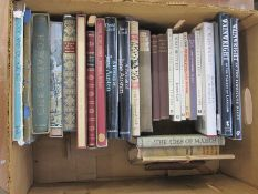 "Folio Society x 6 Lipton, James ""An Exultation of Larks or The Venereal Game ..."", Angus &"
