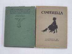 "Rackham, Arthur ""Cinderella as Retold by C S Evans"", William Heinemann 1919, colour frontis tipped"