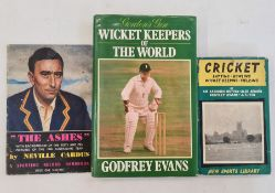 Quantity of books relating to cricketto include:- Grace W.G. 'Cricketing Reminiscences and Personal