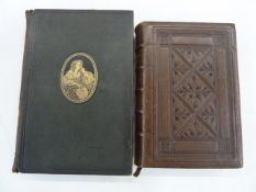 """Hill, W A, Rev """"The Poetical Works of Thomas Campbell With Notes"""", Edward Moxon 1854, ills with"""