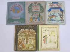 """Greenaway, Kate (ills) """"The Pied Piper of Hamelin by Robert Browning"""", Frederick Warne & Co Ltd,"""