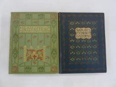 "Clarke, Maud U. ""Nature's Own Gardens"", J M Dent & Co 1907, colour frontis with tissue guard, colour"