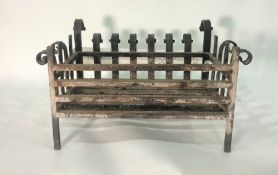 Fire grate, 61 x 37cm Condition ReportCollection is available by appointmentbetween 10:00-12:00