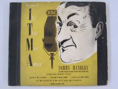 'Memories of Its That Man Again', Tommy Handley, recorded from broadcasts 1939 - 1949, folder of