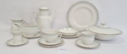 Royal Doulton 'Berkshire' pattern part dinner, tea and coffee service, no.TC1021