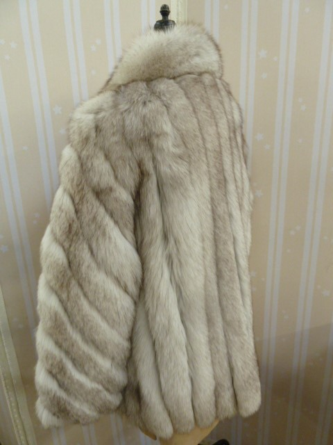Saga fox fur jacket, 1980's - Image 2 of 2