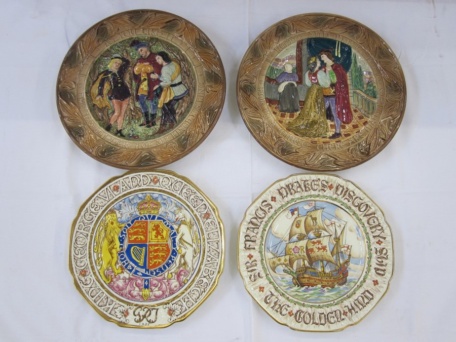 Paragon 'A Perpetual Souvenir to commemorate the coronation of the Majesties King George VI and