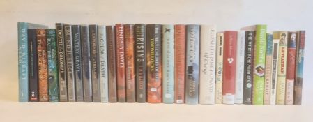 Historical crime first editions, many signed, to include:-  Alexander, Bruce Sir John Fielding