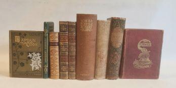 Fine Bindings - Nodier, Ch. 'Fables de la Fontaine avec Nouveau Commentaire Litteraire et