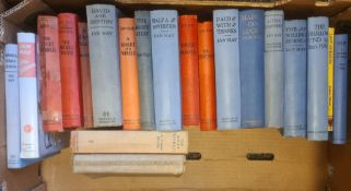 Large quantity of early 20th century detective storiesto include A Conan Doyle, Leslie Charteris,