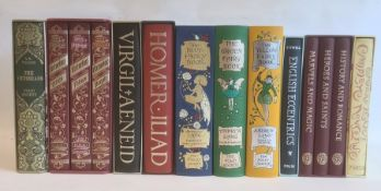 "Folio Society to include:- Wilson, A N ""The Victorians"", ""A Victorian Trilogy"", 3 vols in slip"