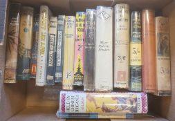 """Mid 20th century detective fiction Roberts Rinehart, Mary """"K."""", Houghon Miflin Company 1915, the"""