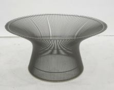 In the manner of Warren Platner for Knoll wire coffee table base(no glass top)