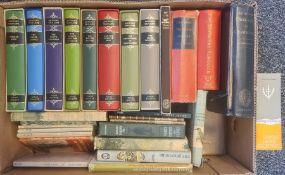 Folio Society Anthony Trollope, 8 vols, all in their slip jackets Thomas Berwickin slip cases
