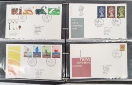 Album of First Day Covers