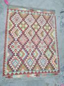 Chobi Kelim, 145 x 107cm