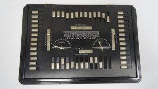 'Autobridge' playing board