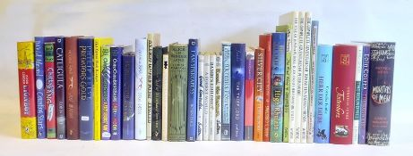 Assorted first edition of childrens and young adults books, many signed by the author Colfer,