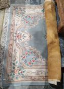 Chinese superwash rug Condition ReportMeasures 177.5cmx269cm