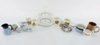 Large quantity of assorted ceramicsand glasswareto include tea cups, saucers, jugs, etc (4 boxes)