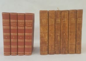 """Fine Bindings - Sterne, Laurence """" Memoirs of the Life and Family of the late Rev. Mr Laurence"""