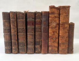 """Antiquarian - Clarendon Edward, Earl """" History of the Rebellion and Civil Wars in England ....."""""""